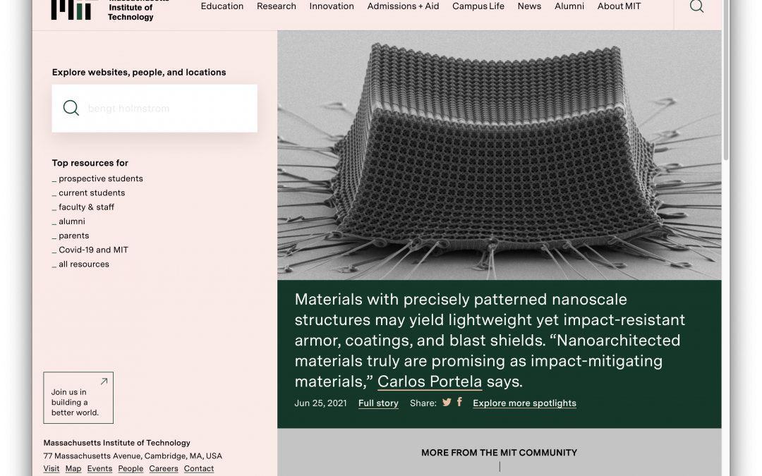 See our work highlighted by MIT News